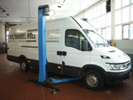 IVECO - Holzhandel Holl Ducherow